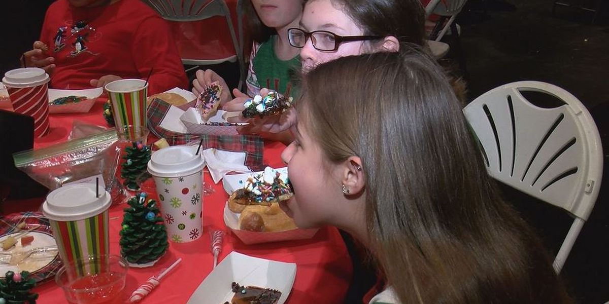 JA program brings a little Christmas miracle to Gulfport children