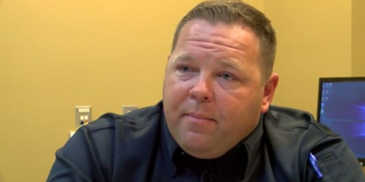 Ocean Springs' new fire chief officially takes over