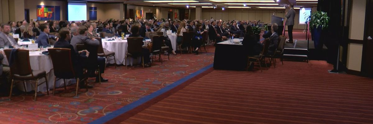 Symposium brings future economic growth ideas to the table