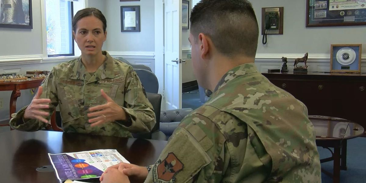 Keesler AFB commander reflects on swift COVID-19 pandemic response