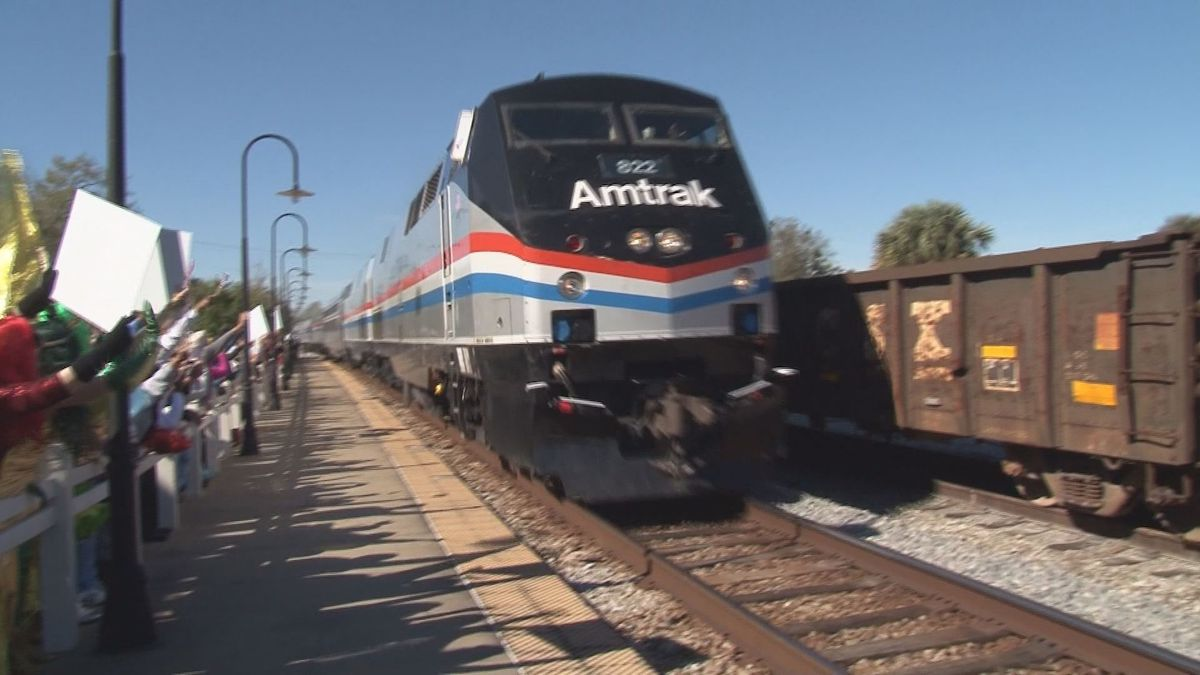 Passenger rail service set to return to the Gulf Coast