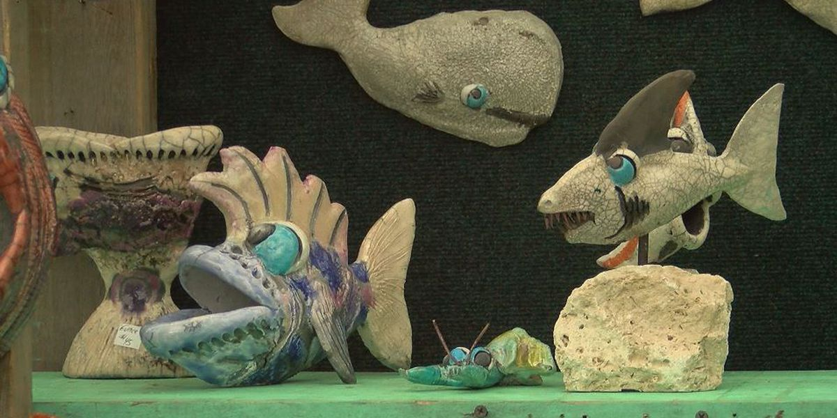 Everything is art at the 21st annual Art in the Pass