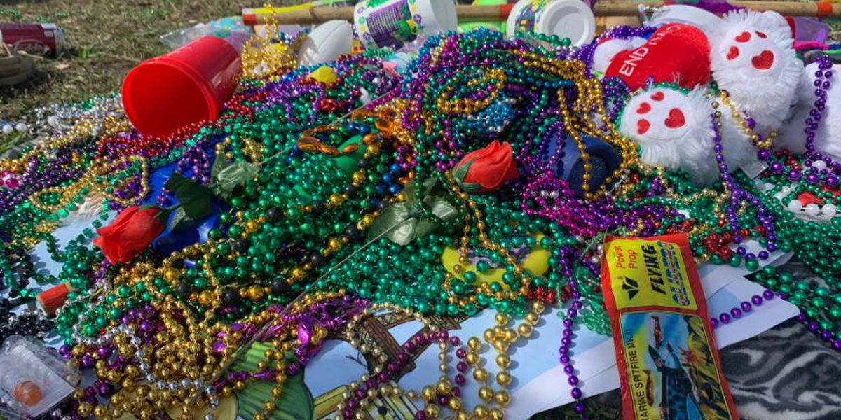 Experience is key at Krewe of Nereids parade